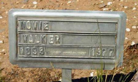 WALKER, NOVIE - Yavapai County, Arizona   NOVIE WALKER - Arizona Gravestone Photos
