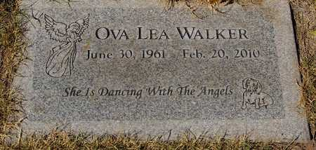 WALKER, OVA LEA - Yavapai County, Arizona | OVA LEA WALKER - Arizona Gravestone Photos