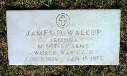 WALKUP, JAMES DOUGLAS - Yavapai County, Arizona | JAMES DOUGLAS WALKUP - Arizona Gravestone Photos