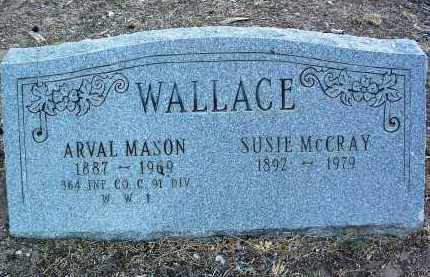 WALLACE, SUSIE - Yavapai County, Arizona | SUSIE WALLACE - Arizona Gravestone Photos