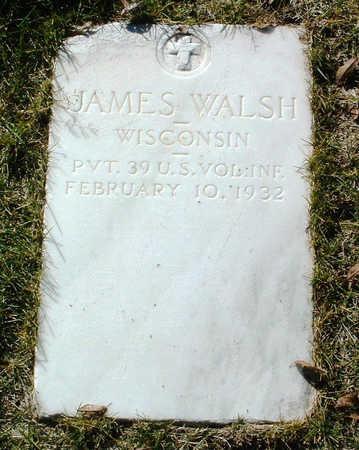 WALSH, JAMES - Yavapai County, Arizona   JAMES WALSH - Arizona Gravestone Photos