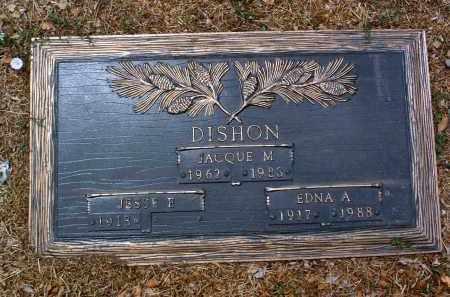 DISHON WALSH, JACQUE M. - Yavapai County, Arizona | JACQUE M. DISHON WALSH - Arizona Gravestone Photos