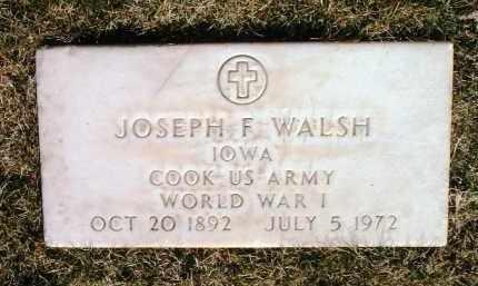 WALSH, JOSEPH FRANCIS - Yavapai County, Arizona   JOSEPH FRANCIS WALSH - Arizona Gravestone Photos