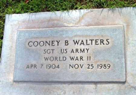 WALTERS, COONEY B. - Yavapai County, Arizona | COONEY B. WALTERS - Arizona Gravestone Photos