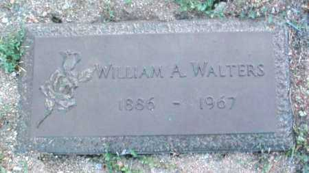 WALTERS, WILLIAM A. - Yavapai County, Arizona | WILLIAM A. WALTERS - Arizona Gravestone Photos