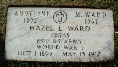 FIELD WARD, ADDYLENE M. - Yavapai County, Arizona | ADDYLENE M. FIELD WARD - Arizona Gravestone Photos