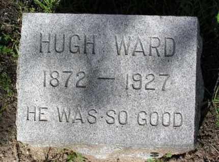 WARD, HUGH H. - Yavapai County, Arizona | HUGH H. WARD - Arizona Gravestone Photos