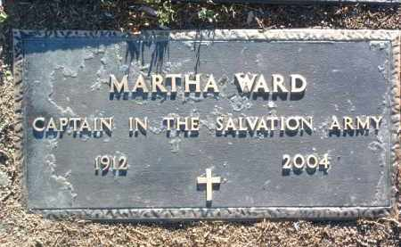 WARD, MARTHA R. (JO) - Yavapai County, Arizona | MARTHA R. (JO) WARD - Arizona Gravestone Photos