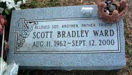 WARD, SCOTT BRADLEY - Yavapai County, Arizona | SCOTT BRADLEY WARD - Arizona Gravestone Photos