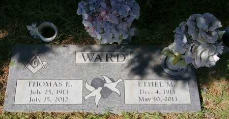 WARD, ETHEL MAY - Yavapai County, Arizona | ETHEL MAY WARD - Arizona Gravestone Photos