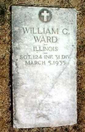WARD, WILLIAM CARL - Yavapai County, Arizona | WILLIAM CARL WARD - Arizona Gravestone Photos