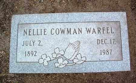 WARFEL, NELLIE - Yavapai County, Arizona | NELLIE WARFEL - Arizona Gravestone Photos