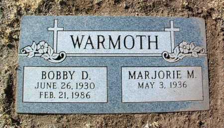 WARMOTH, MARJORIE M. - Yavapai County, Arizona | MARJORIE M. WARMOTH - Arizona Gravestone Photos