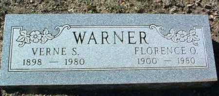 COLE WARNER, FLORENCE O. - Yavapai County, Arizona   FLORENCE O. COLE WARNER - Arizona Gravestone Photos