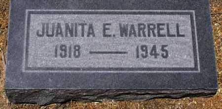 MERLING WARRELL, JUANITA - Yavapai County, Arizona | JUANITA MERLING WARRELL - Arizona Gravestone Photos
