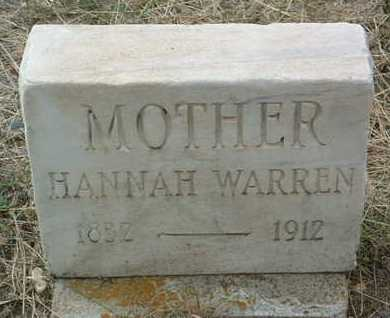 JUDD WILLIAMS, HANNAH - Yavapai County, Arizona | HANNAH JUDD WILLIAMS - Arizona Gravestone Photos