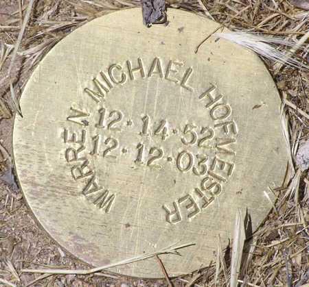 WARREN, MICHAEL H. - Yavapai County, Arizona | MICHAEL H. WARREN - Arizona Gravestone Photos