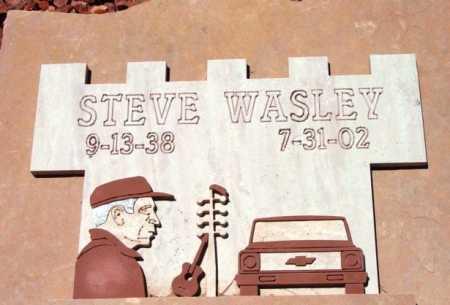 WASLEY, STEVE - Yavapai County, Arizona | STEVE WASLEY - Arizona Gravestone Photos