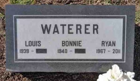 WATERER, RYAN FREDERICK - Yavapai County, Arizona | RYAN FREDERICK WATERER - Arizona Gravestone Photos