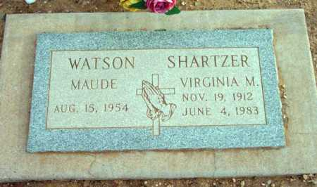 KEPPLE WATSON, MAUDE L. - Yavapai County, Arizona   MAUDE L. KEPPLE WATSON - Arizona Gravestone Photos