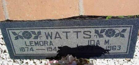 TAYLOR WATTS, IDA MAY - Yavapai County, Arizona   IDA MAY TAYLOR WATTS - Arizona Gravestone Photos