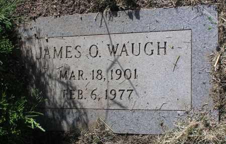WAUGH, JAMES O.  JR. - Yavapai County, Arizona | JAMES O.  JR. WAUGH - Arizona Gravestone Photos