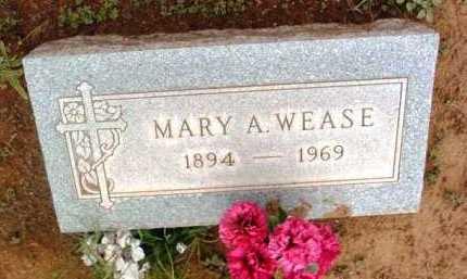WHITE, MARY AMELDA - Yavapai County, Arizona | MARY AMELDA WHITE - Arizona Gravestone Photos