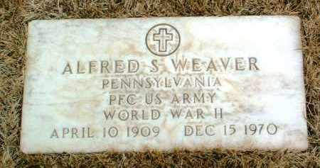 WEAVER, ALFRED SPERRY - Yavapai County, Arizona | ALFRED SPERRY WEAVER - Arizona Gravestone Photos