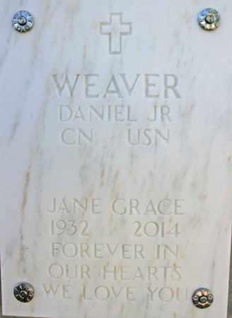 WEAVER, DANIEL, JR. - Yavapai County, Arizona   DANIEL, JR. WEAVER - Arizona Gravestone Photos