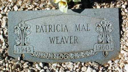 WEAVER, PATRICIA MAE - Yavapai County, Arizona | PATRICIA MAE WEAVER - Arizona Gravestone Photos