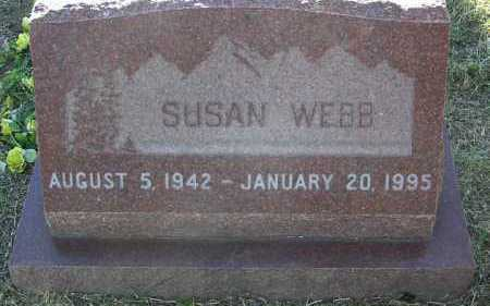 WEBB, SUSAN NELL (SUSIE) - Yavapai County, Arizona | SUSAN NELL (SUSIE) WEBB - Arizona Gravestone Photos