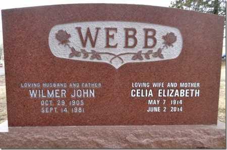 WEBB, WILMER JOHN - Yavapai County, Arizona | WILMER JOHN WEBB - Arizona Gravestone Photos