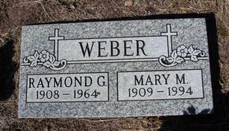 WEBER, MARY MILDRED - Yavapai County, Arizona | MARY MILDRED WEBER - Arizona Gravestone Photos