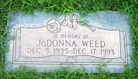 WEED, JODONNA - Yavapai County, Arizona | JODONNA WEED - Arizona Gravestone Photos