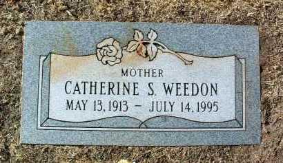 WEEDON, MARTHA CATHERINE - Yavapai County, Arizona | MARTHA CATHERINE WEEDON - Arizona Gravestone Photos