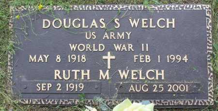 WELCH, RUTH M. - Yavapai County, Arizona | RUTH M. WELCH - Arizona Gravestone Photos