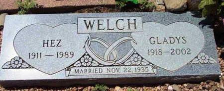 WELCH, HEZEKIAH LEON - Yavapai County, Arizona | HEZEKIAH LEON WELCH - Arizona Gravestone Photos