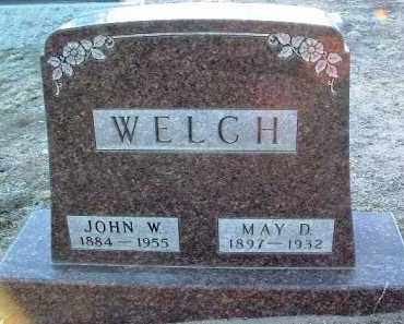 WELCH, JOHN WILLIAM - Yavapai County, Arizona | JOHN WILLIAM WELCH - Arizona Gravestone Photos
