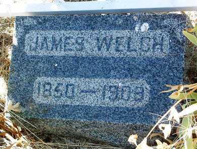 WELCH, JAMES - Yavapai County, Arizona | JAMES WELCH - Arizona Gravestone Photos