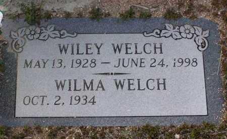 WELCH, WILMA J. - Yavapai County, Arizona | WILMA J. WELCH - Arizona Gravestone Photos