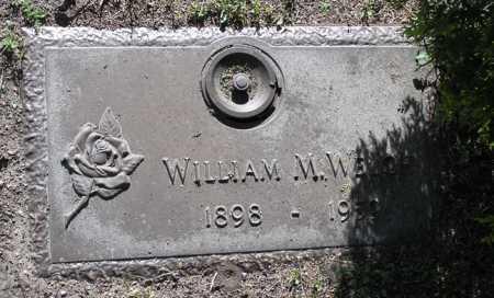 WELCH, WILLIAM M. - Yavapai County, Arizona | WILLIAM M. WELCH - Arizona Gravestone Photos