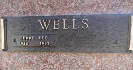 WELLS, JERRY LEE ERNEST - Yavapai County, Arizona | JERRY LEE ERNEST WELLS - Arizona Gravestone Photos