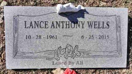 WELLS, LANCE ANTHONY - Yavapai County, Arizona | LANCE ANTHONY WELLS - Arizona Gravestone Photos