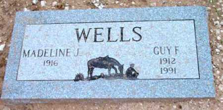 WELLS, GUY F. - Yavapai County, Arizona | GUY F. WELLS - Arizona Gravestone Photos