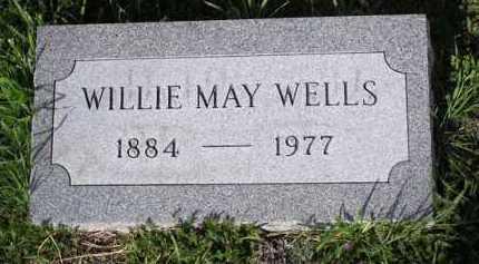 WELLS, WILLIE MAY - Yavapai County, Arizona | WILLIE MAY WELLS - Arizona Gravestone Photos