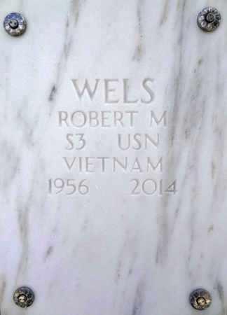WELS, ROBERT MARTIN - Yavapai County, Arizona   ROBERT MARTIN WELS - Arizona Gravestone Photos
