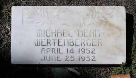 WERTENBERGER, MICHAEL D. - Yavapai County, Arizona | MICHAEL D. WERTENBERGER - Arizona Gravestone Photos