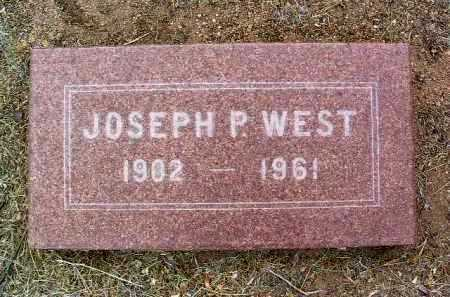 WEST, JOSEPH PAUL - Yavapai County, Arizona | JOSEPH PAUL WEST - Arizona Gravestone Photos