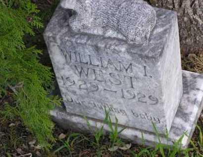 WEST, WILLIAM IRVING - Yavapai County, Arizona   WILLIAM IRVING WEST - Arizona Gravestone Photos