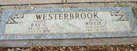 WESTERBROOK, RAY C. - Yavapai County, Arizona   RAY C. WESTERBROOK - Arizona Gravestone Photos